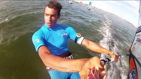 Tristan Algret Champion de France