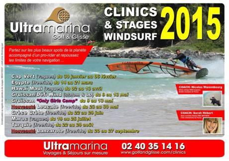 Clinics Nicolas Warembourg Ultramarina 2015
